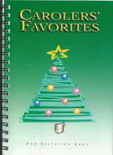 Carolers' Favorites (Vocal/Score)