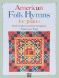American Folk Hymns For Piano