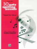 30 Note Spelling Lessons Lev 2