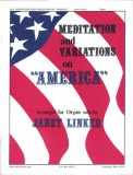 Meditation and Variations On America