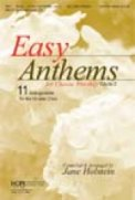 Easy Anthems For Classic Worship Vol 2