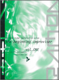 The Beginning Improviser Vol 1 (Bk/Cd), The