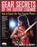 Gear Secrets of The Guitar Legends (Bk /