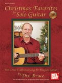 Christmas Favorites For Solo Guitar W/CD