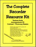 The Recorder Resource Kit
