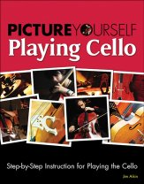 Picture Yourself Playing Cello (Bk/Dvd)