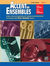 Accent On Ensembles Bk 1