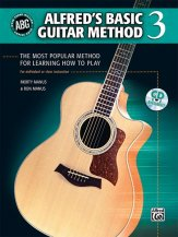 Alfred's Basic Guitar Method 3