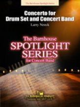 Concerto For Drum Set & Concert Band