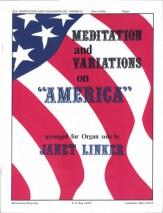MEDITATION AND VARIATIONS ON AMERICA