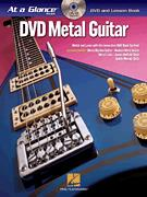 Metal Guitar Dvd (Bk/Cd)
