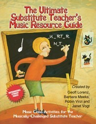 Ultimate Substitute Teacher's Music Reso