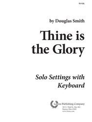 Thine Is the Glory - Keyboard