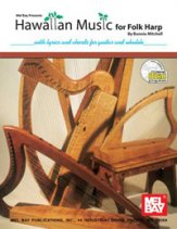 Hawaiian Music For Folk Harp (Bk/Cd)