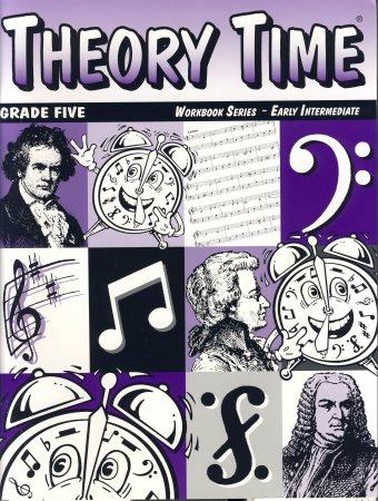 THEORY TIME GRADE 5