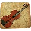 Mousepad: Violin