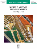 Night Flight of The Gargoyles