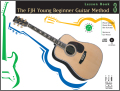 Lesson Bk 3(Bk/Cd) Fjh Young Beg Guitar