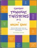Singing Tongue Twisters A-Z (Bk/Cd)