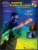 Exotic Scales & Licks For Guitar (Bk/Cd)