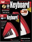 Fasttrack Keyboard 1 (Bk/CD/Dvd)