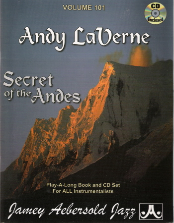 Secret of The Andes Vol 101