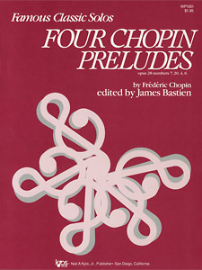 Four Chopin Preludes