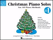 Christmas Piano Solos Lev 1