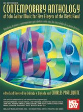 Contemporary Anthology of Solo Guitar Mu