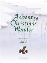 ADVENT & CHRISTMAS WONDER SET 3