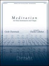 MEDITATION (SOLO INST W/ORG)