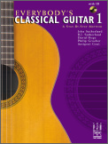 Everybody's Classical Guitar 1 W/CD