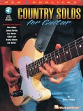 Country Solos (Bk/Cd)