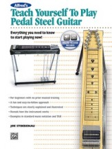 Teach Yourself To Play Pedal Steel Guita