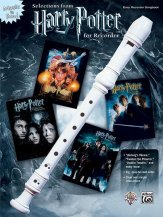 Selections From Harry Potter (Bk/Record)