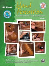 All About Hand Percussion (Bk/Cd)