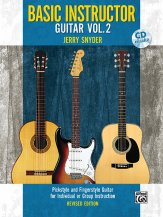 Basic Instructor Guitar Vol 2