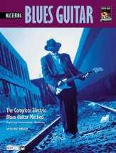 Mastering Blues Guitar (Bk/Cd)