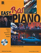 Easy Bar Piano Latin (Bk/Cd)