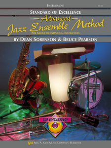 Advanced Jazz Ensemble Method