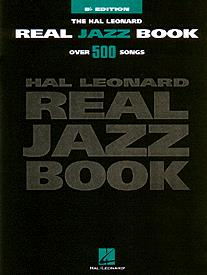 Real Jazz Book Over 500 Songs