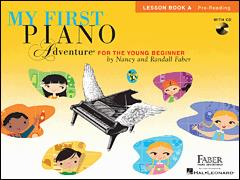 My First Piano Lesson Bk A (Bk/Cd)