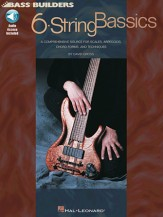 6 String Bassics (With Cd)