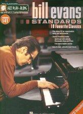 Jazz Play Along V141 Bill Evans