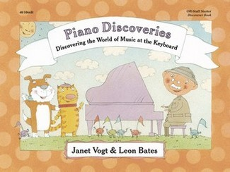 Piano Discoveries Off-Staff Starter
