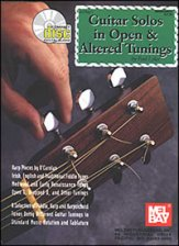 Guitar Solos In Open & Altered Tunings