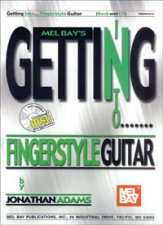 Getting Into Fingerstyle Guitar (Bk/Cd)