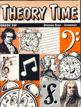 THEORY TIME GRADE 6