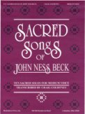 Sacred Songs of John Ness Beck