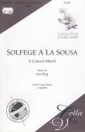 Solfege A La Sousa A Concert March